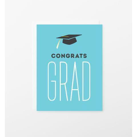 Graphic Anthology - Congrats Grad Greeting Card