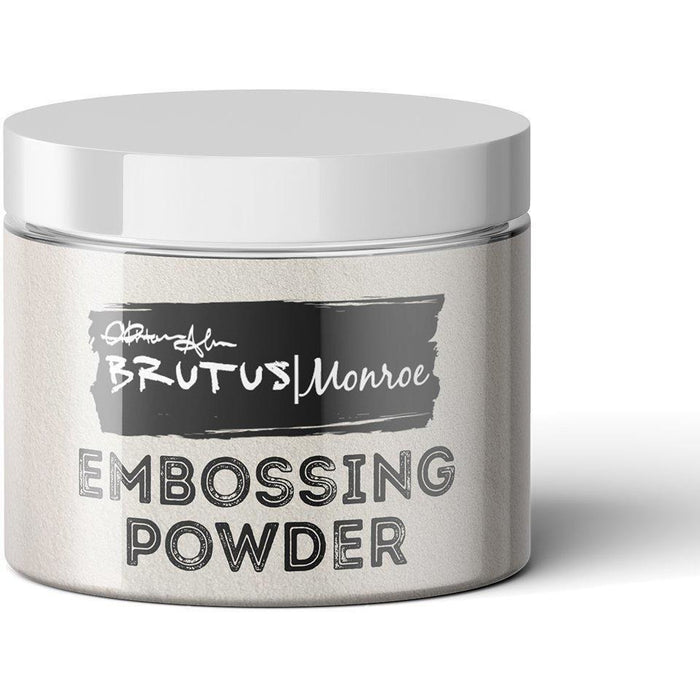 Ultra Fine Embossing Powder - Alabaster