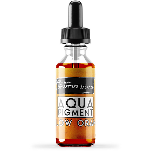Aqua Pigment - Yellow Orange