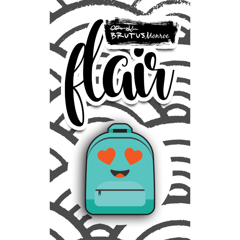 Back to School - Enamel Pin