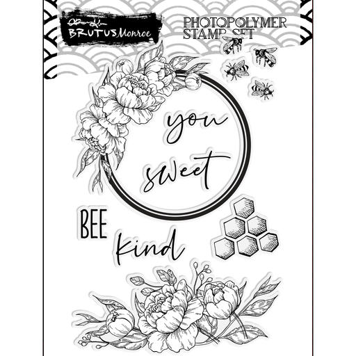 Bee You | 4x6 Stamp Set