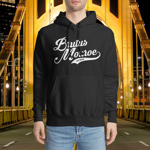 Brutus Monroe Pull Over Hooded Sweatshirt - 5 Year Anniversary