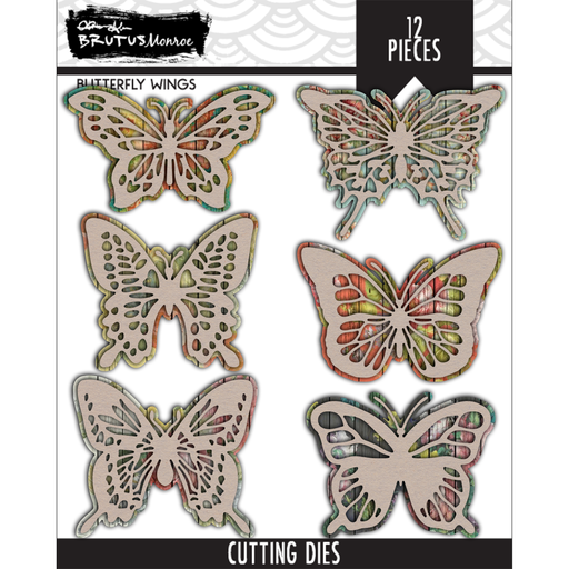 Butterfly Wings - Cutting Die Set