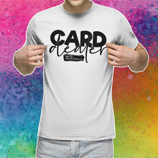 Brutus Monroe Merch | T-Shirt | Card Dealer