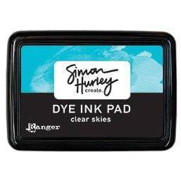 Simon Hurley Create. Dye Ink - Clear Skies