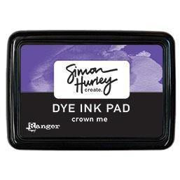 Simon Hurley Create. Dye Ink - Crown Me