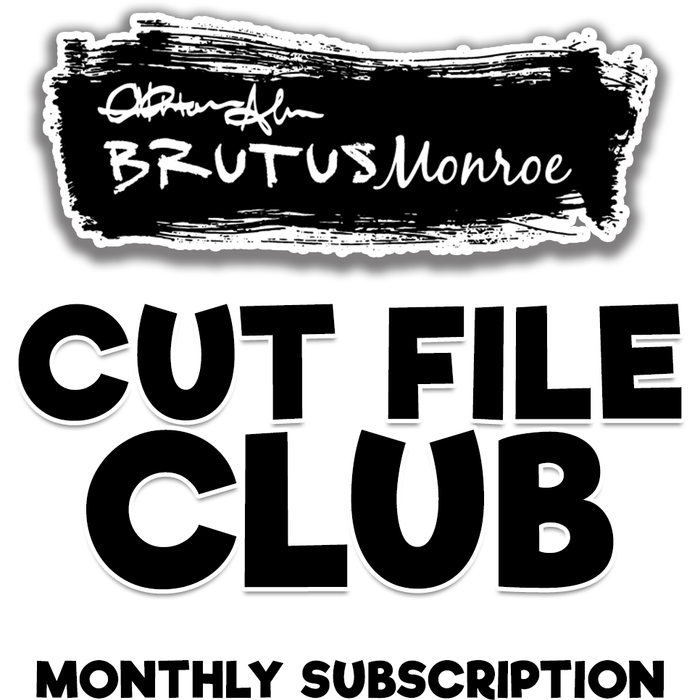 Cut File Club Subscription