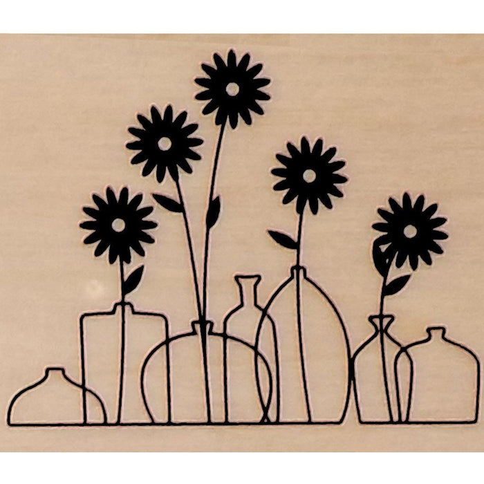 Wood Block - Spring Stamps