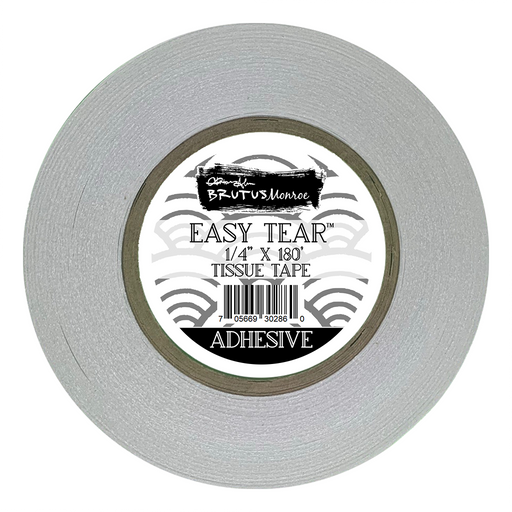 Easy Tear - Tissue Tape - 1/4""