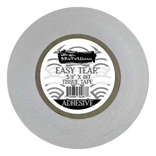 Easy Tear - Tissue Tape - 3/8""