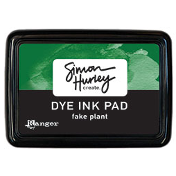 Simon Hurley Create. Dye Ink - Fake Plant