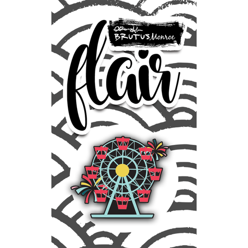 Ferris Wheel - Enamel Pin