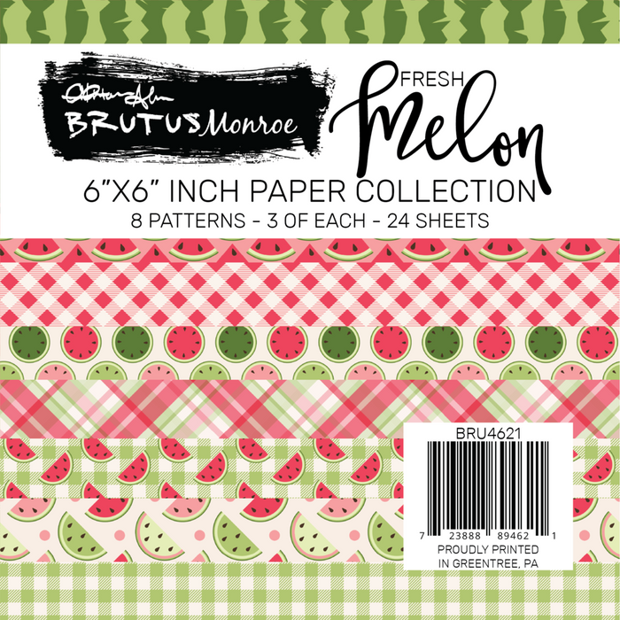 Fresh Melon Paper Pad