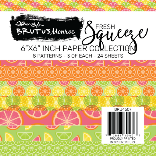Fresh Squeeze Paper Pad