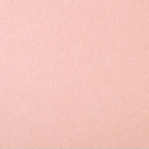 8.5 x 11 Pearlescent Cardstock Sheet: Baby Pink