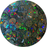 Prism Sequins - Galaxy Black