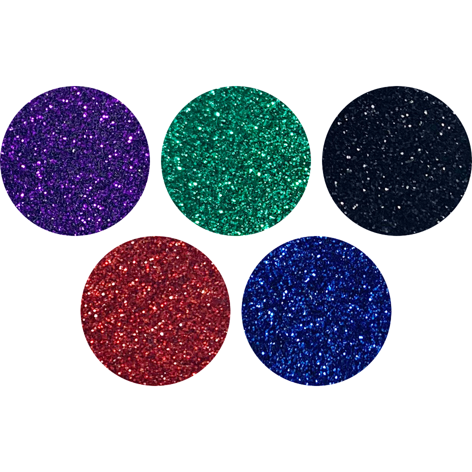 Glitter Set - Bold Collection