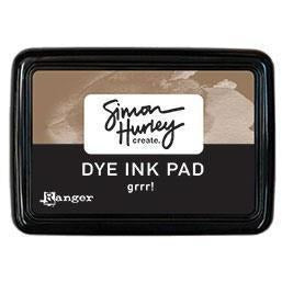 Simon Hurley Create. Dye Ink - Grrr!
