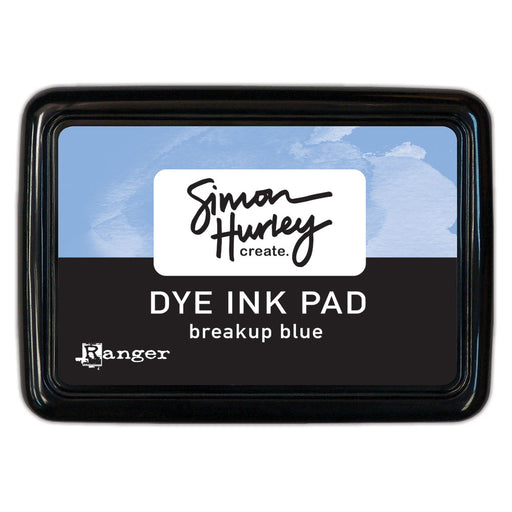 Simon Hurley Create. Dye Ink - Breakup Blue