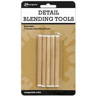 Ranger Detail Blending Tools 5 Pack