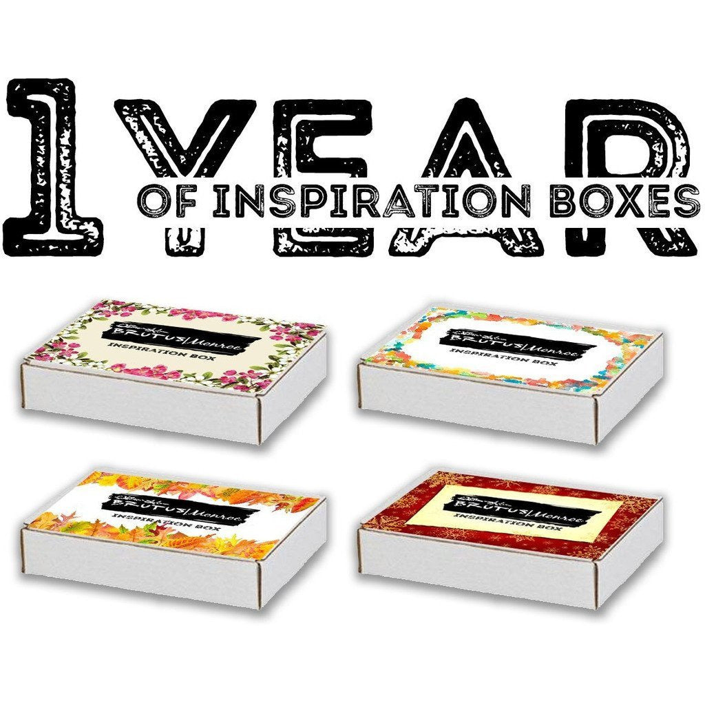 Full Year of Inspiration Boxes