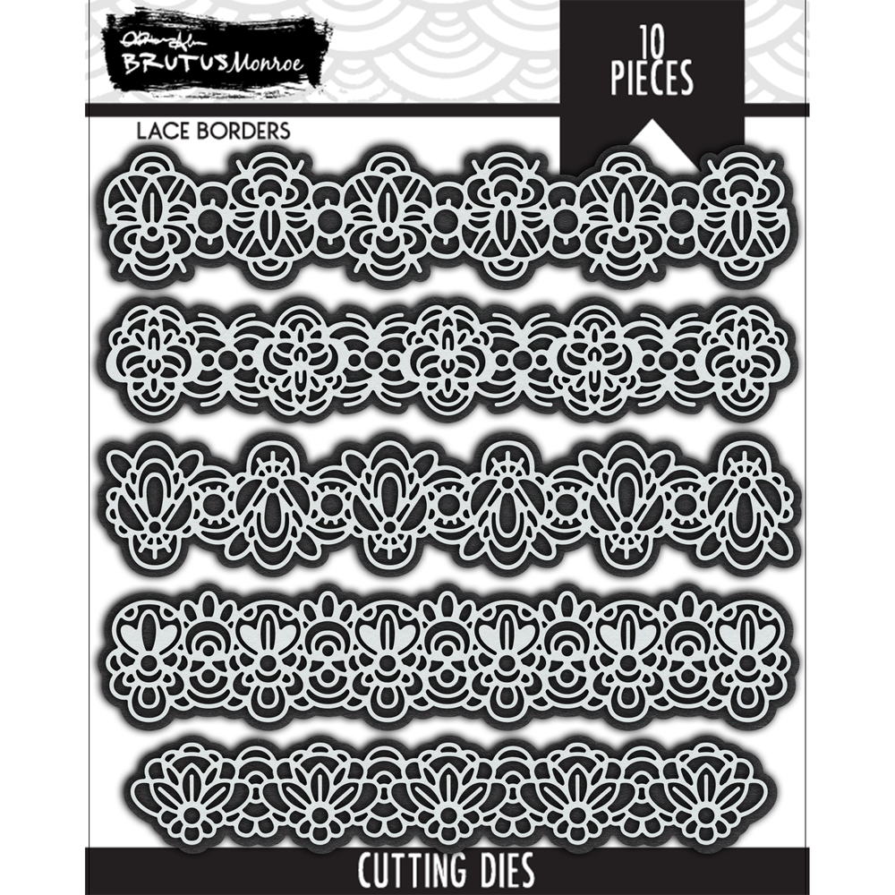Lace Borders - Cutting Die Set