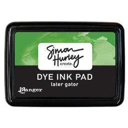 Simon Hurley Create. Dye Ink - Later Gator