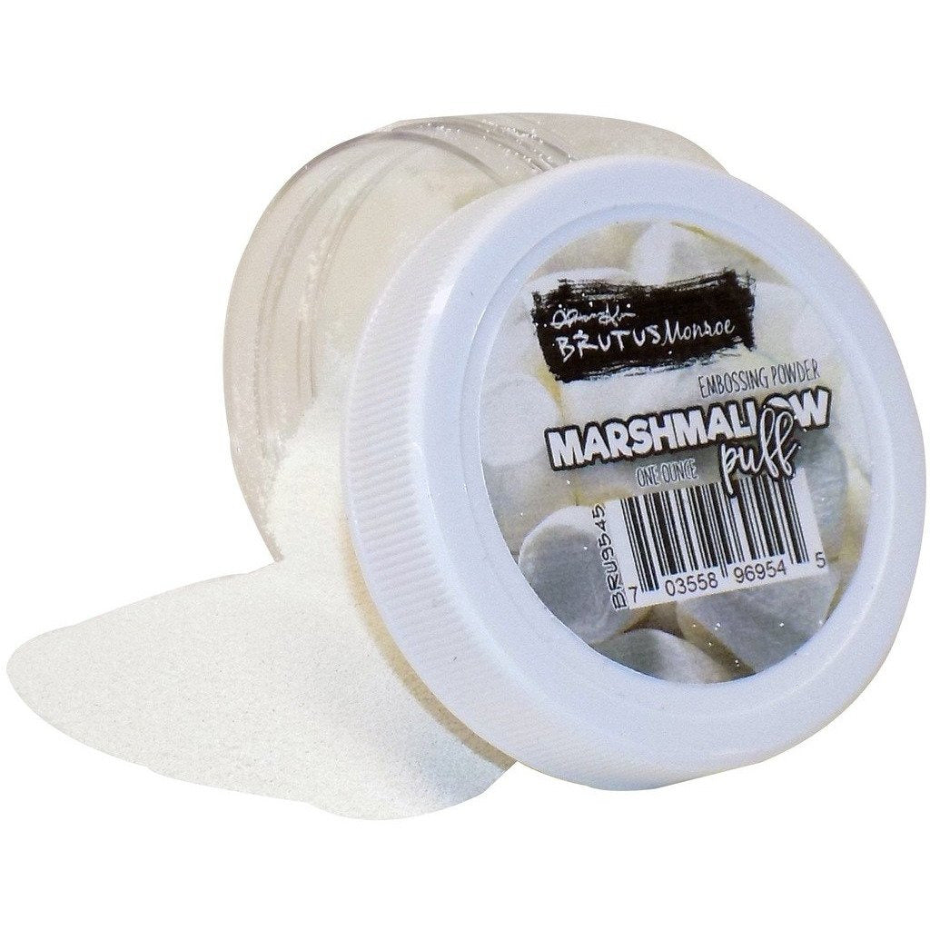 Marshmallow Puff Embossing Powder