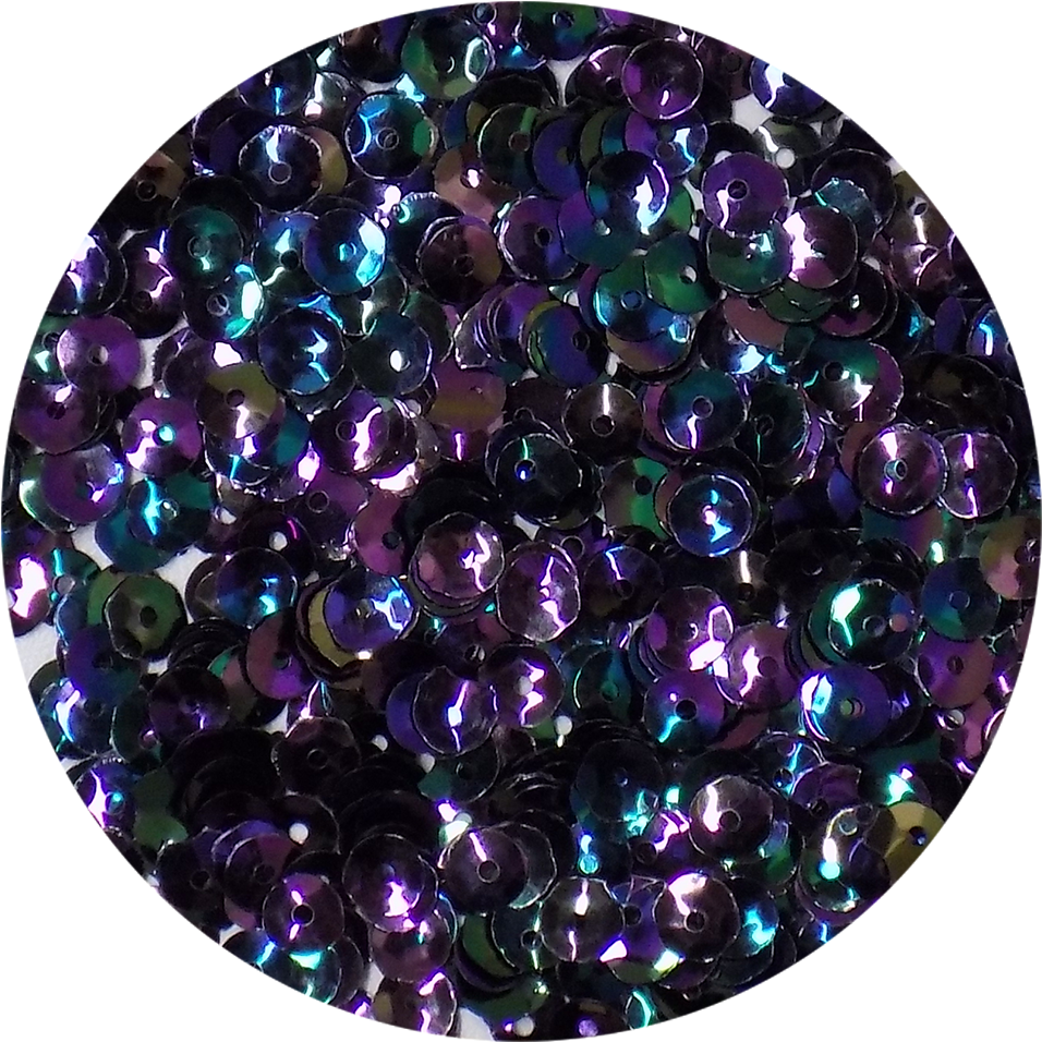 Mermaid Sequins - Blue and Purple