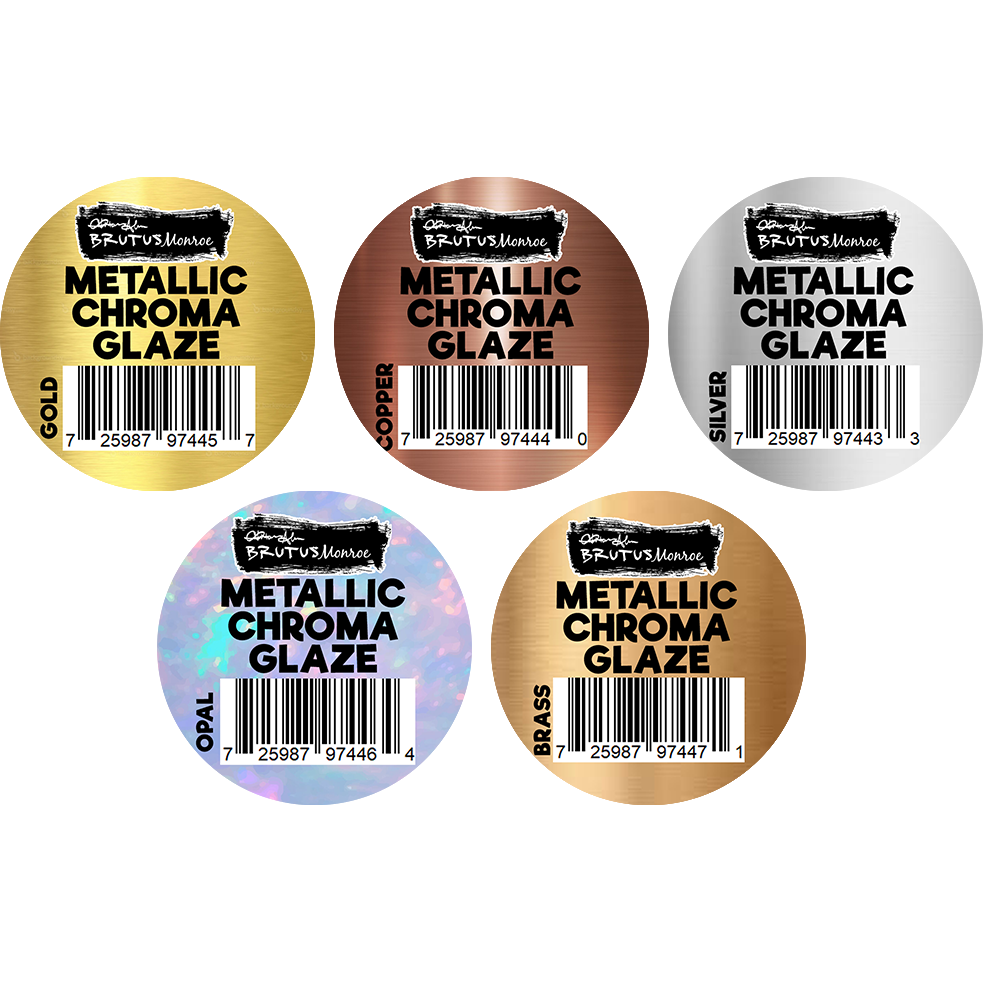 Chroma Glaze - Metallic - Collection