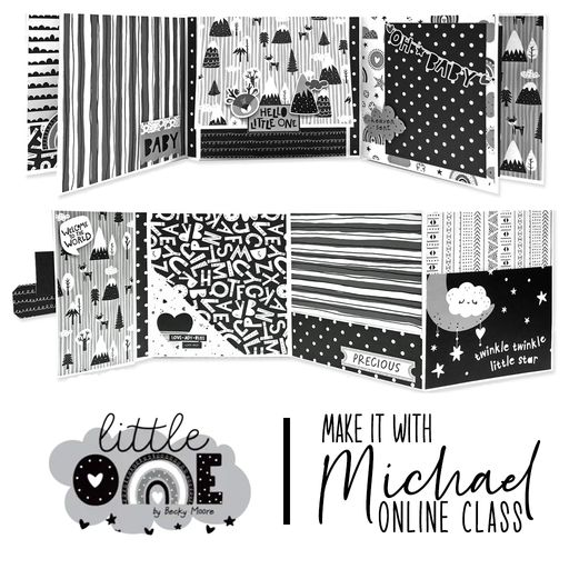 Photoplay Little One Baby Folio Live Class - Friday May 7th 7:00 PM Eastern Time