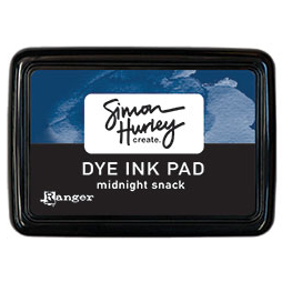 Simon Hurley Create. Dye Ink - Midnight Snack