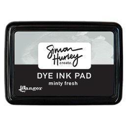 Simon Hurley Create. Dye Ink - Minty Fresh