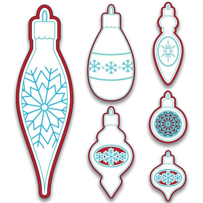 Layered Ornaments