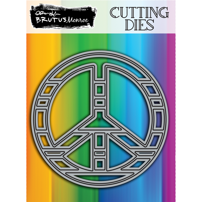 Cutting Die - Peace
