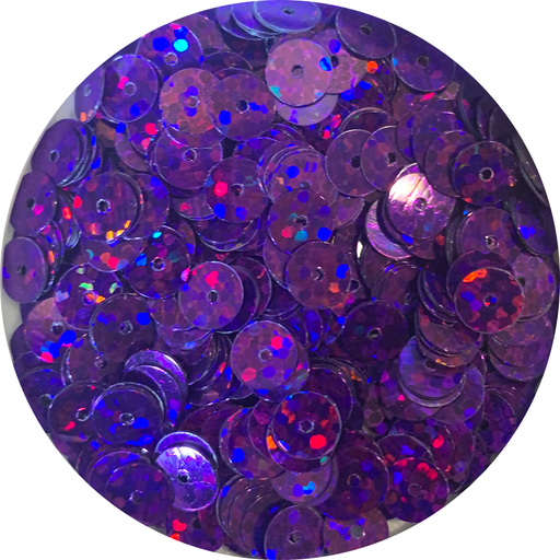 Prism Sequins - Purple