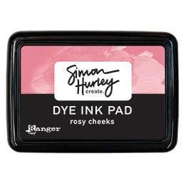 Simon Hurley Create. Dye Ink - Rosy Cheeks