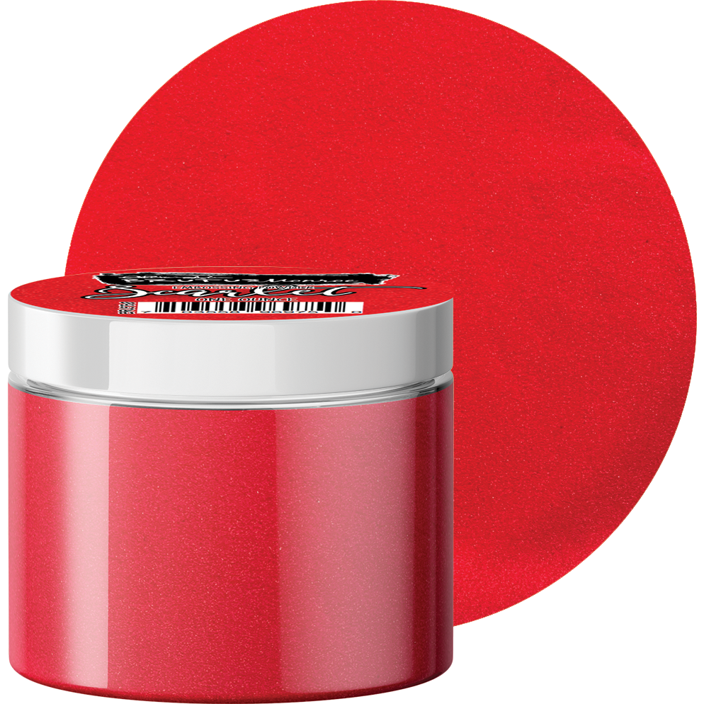 Embossing Powder - Scarlet