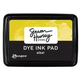 Simon Hurley Create. Dye Ink - Sike!