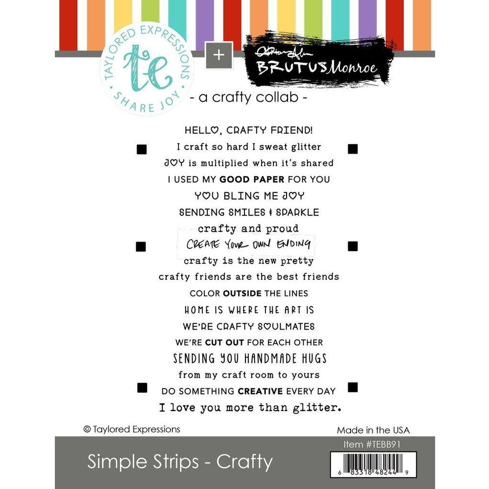 Simple Strips - Crafty
