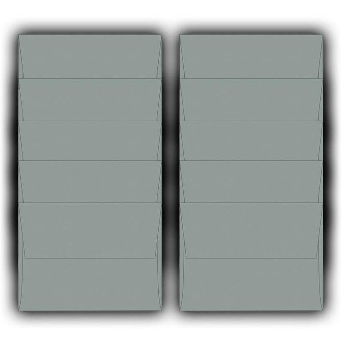 Slate - A2 - Envelopes - 10 Pack