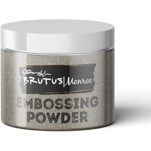 Metallic Embossing Powder - Sterling