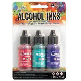Tim Holtz® Alcohol Ink Kit - Beach Deco
