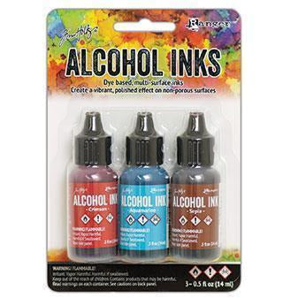 Tim Holtz® Alcohol Ink Kit - Rodeo