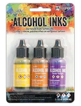 Tim Holtz® Alcohol Ink Kit - Summit View