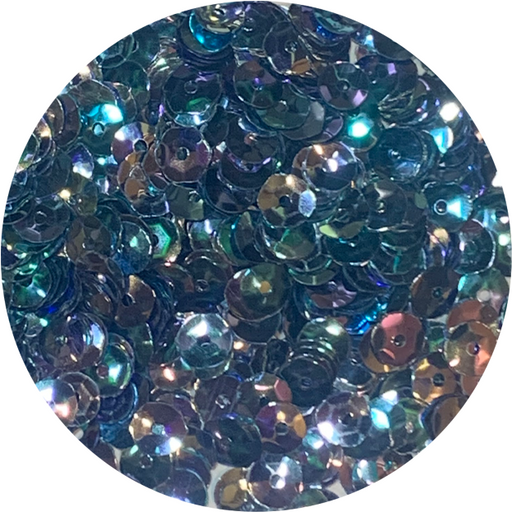 Mermaid Sequins - Teal and Green