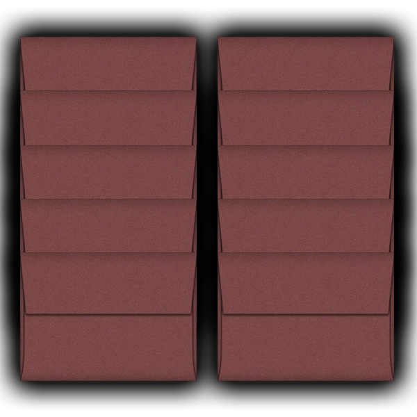 Terracotta-A2-Envelopes-10 Pack