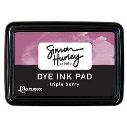 Simon Hurley Create. Dye Ink - Triple Berry
