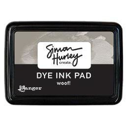 Simon Hurley Create. Dye Ink - Woof!