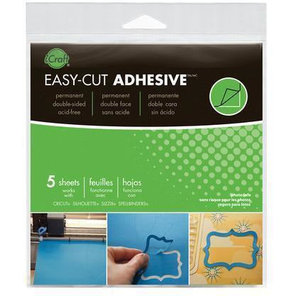 iCraft Easy Cut Adhesive™ Sheets